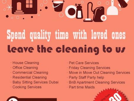 5 Reasons To Hire A Maid Service - Mopexpress
