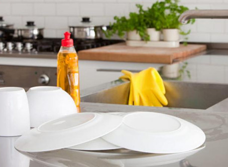 7 Cleaning Tips and Tricks for Keeping your Kitchen Spot-less - Mopexpress
