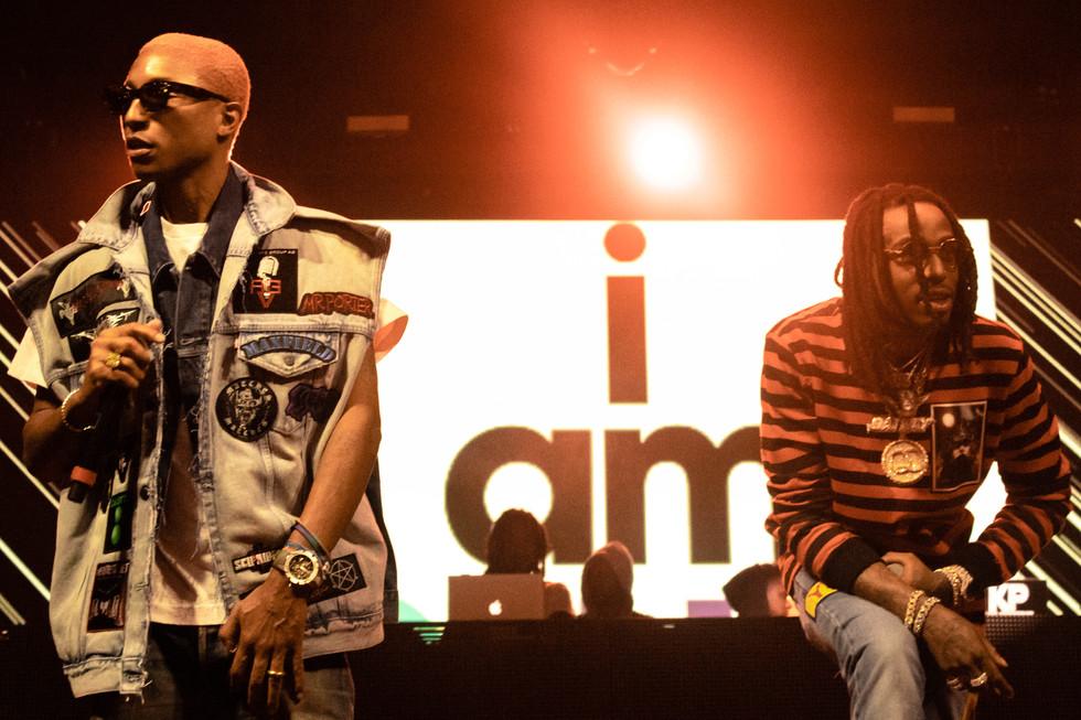 Pharrell Williams & Quavo