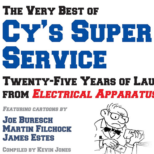 Cy's Super Service Cartoon Collection