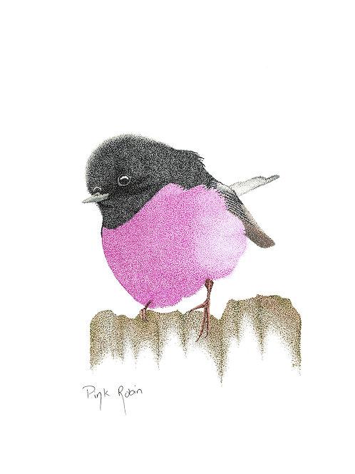 Original Pink Robin