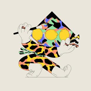 Art Ninga, personal work, 2020