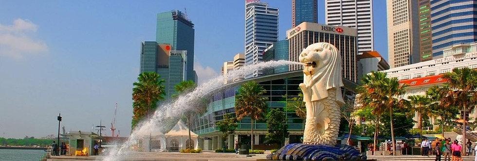 Malaysia_          Singapore 6-Day Itinerary