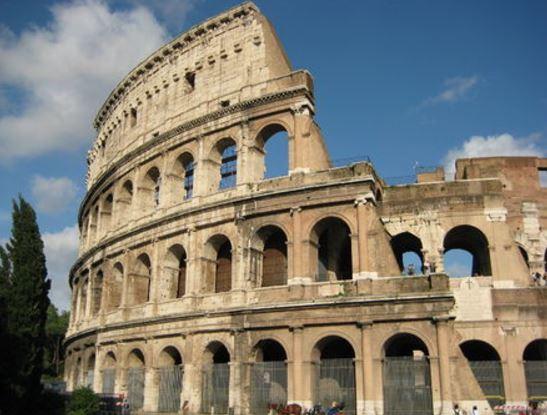 Colosseum -Rome, Italy