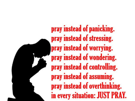 How to Make a Better You – Prayer is the Answer
