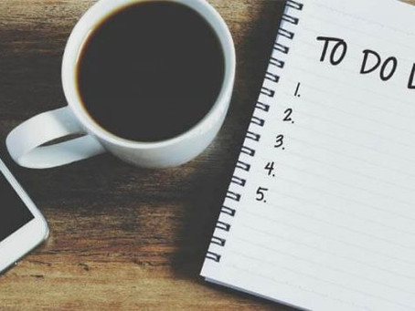 How to Make a Better You – To-Do-List ~ Yours or God's?