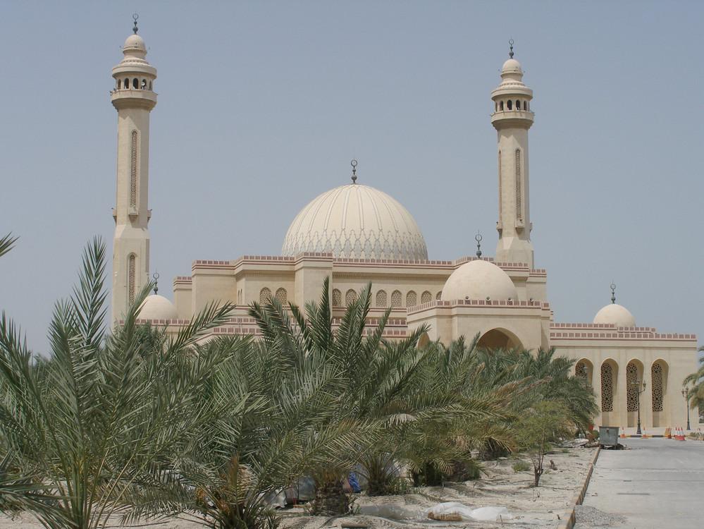 Grand Mosque - Bahrain