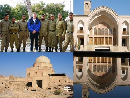 Adventures with John & Nina – Iran – A Fascinating Country