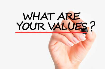 How to Make a Better You – What do you value?