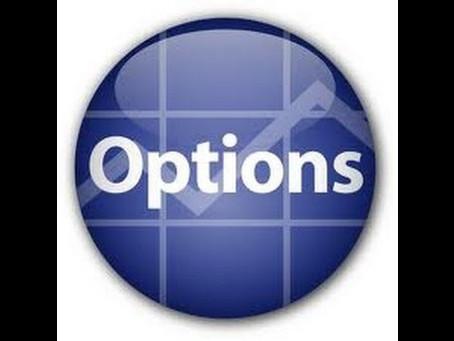 Options - The Basics