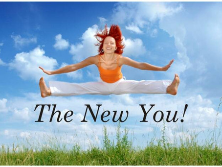 How to Make a Better You – The New You