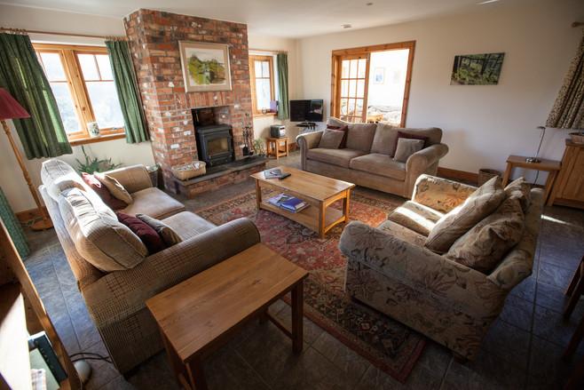 Honeysuckle House Lounge