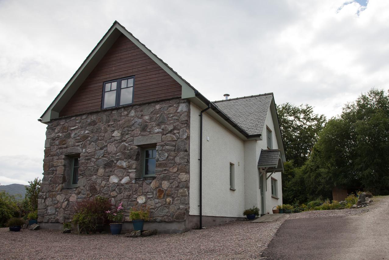 Honeysuckle House in Strontian