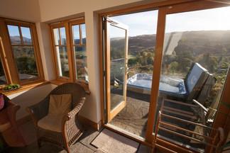 Honeysuckle House Sun Lounge