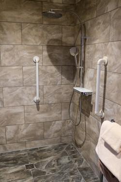 En-suite wet-room