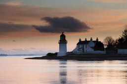 The lighthouse at Ardgour