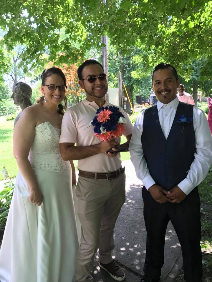 Irvington Wedding Chapel