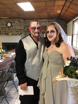 Zombie Wedding :0