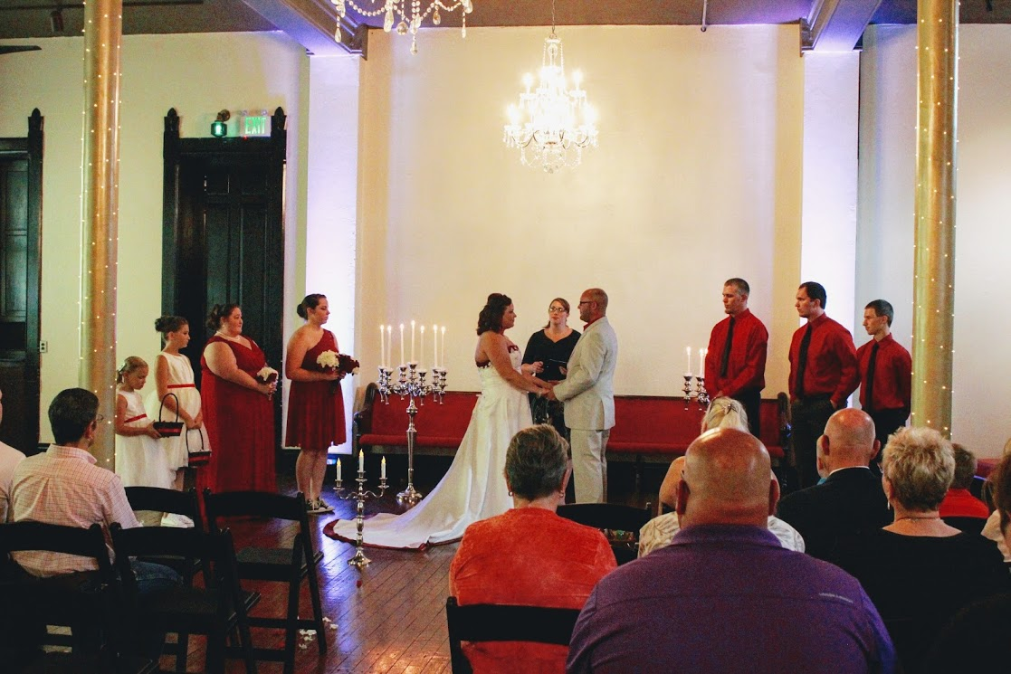 The Cyrus Place, Wedding Officiants