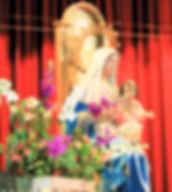 Ntra. Sra. de la Paz. Foto: Eclesia.