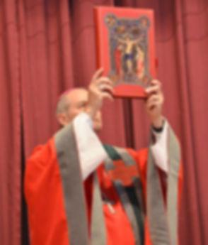 Mons. Jorge Lugones (Foto: Eclesia)