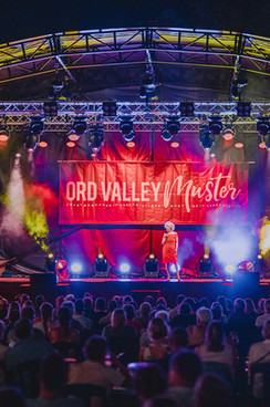 Ord Valley Muster 2021