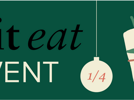 Knit Eat Avent 1/4
