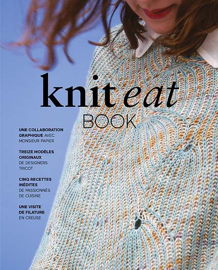 Knit Eat Book
