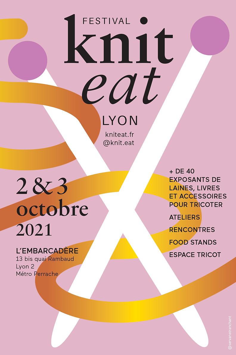 knit eat festival lyon