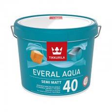 Everal Aqua Semi Matt 40