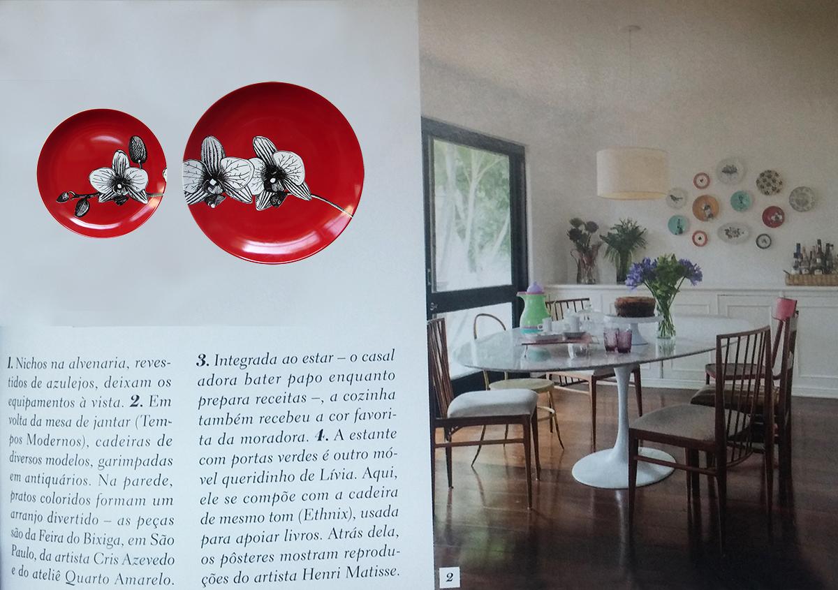Revista Casa Claudia 2016
