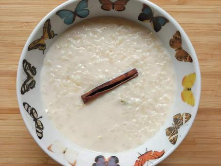 Arroz-doce  (sem Leite Condensado)