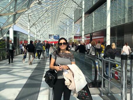 Milão e sua semana de Design (parte 2) Salão Internacional do Móvel - isalone