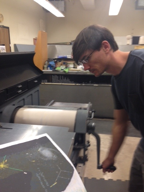 Jayden Newstead printing!