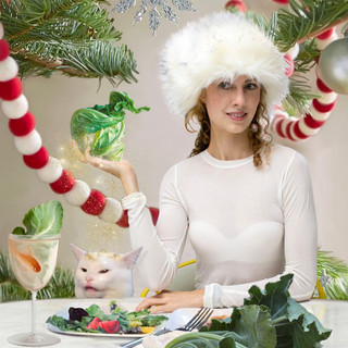 Lettuce Be Merry
