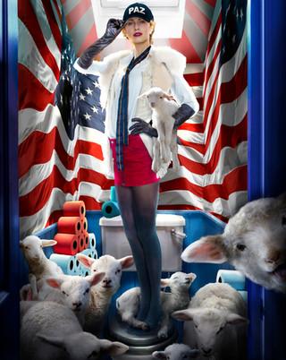 Commander In Sheep