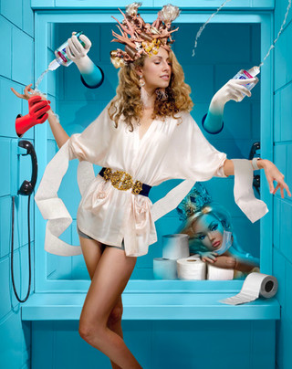 Quarantine With Barbie