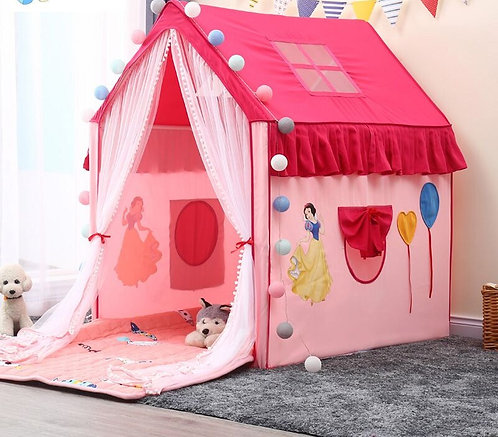 Детская палатка для девочки и мальчика
