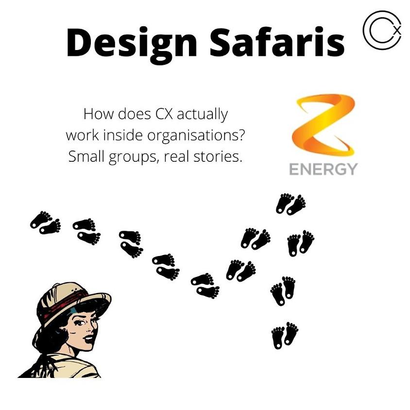 Design Safari at Z Energy