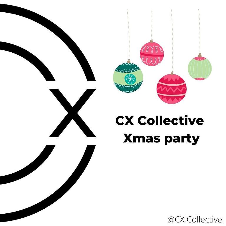 CX Collective Xmas party