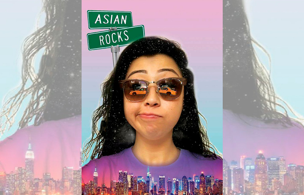 'Asian Rocks' web series features an Asian American woman navigating life