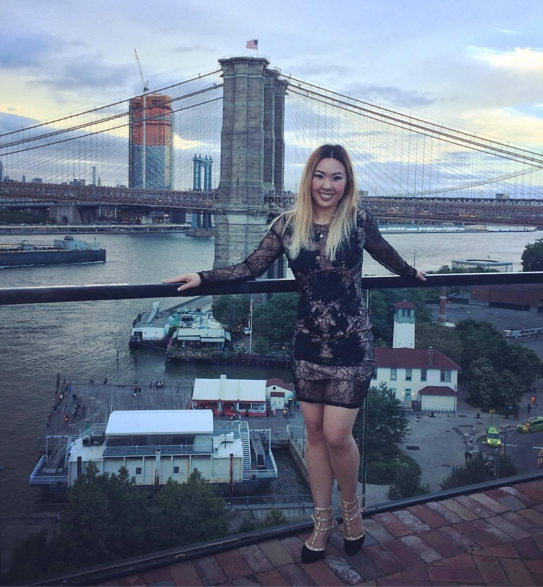 Me and Brooklyn Bridge
