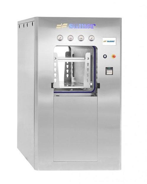 جهاز تعقيم  بالبخار مركزي باب مزدوج  مقاسات مختلفة