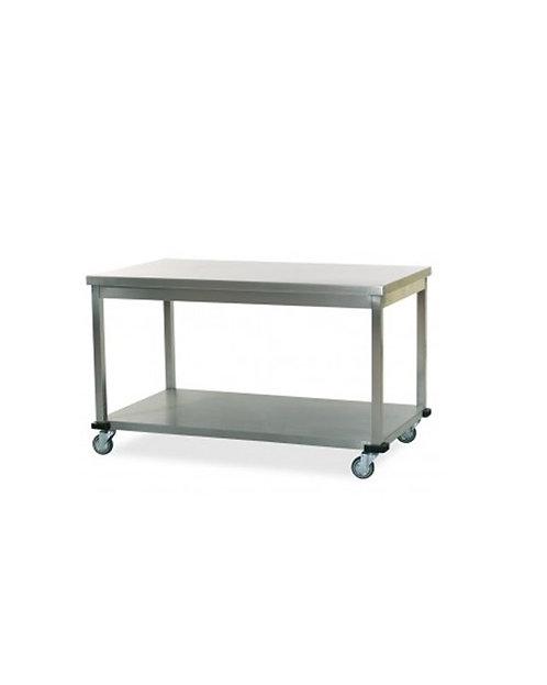 طاولة عمل متحركة