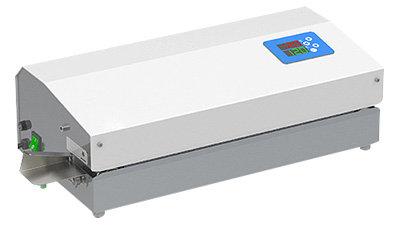 جهاز ألي لتغليف الأدوات الطبية مع نظام طباعة واضافات بشاشة رقمية