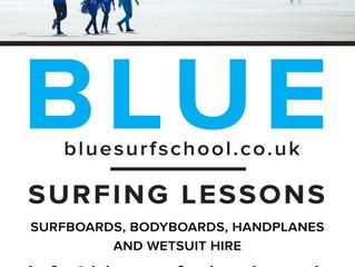 Blue Surf School, Newquay, Cornwall