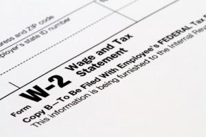 W-2 Wage and Tax Statement