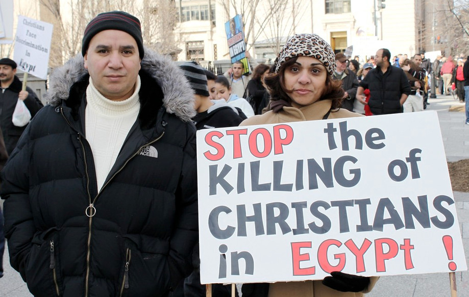 Timestream: The Persecution of Coptic Christians in Egypt