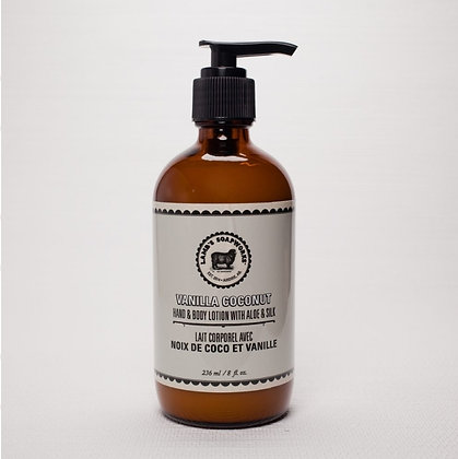 Vanilla Coconut Hand & Body Lotion by Lamb's Soapworks