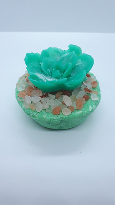 3 in 1 Bath Bomb by Larks & the Lotus Naturals